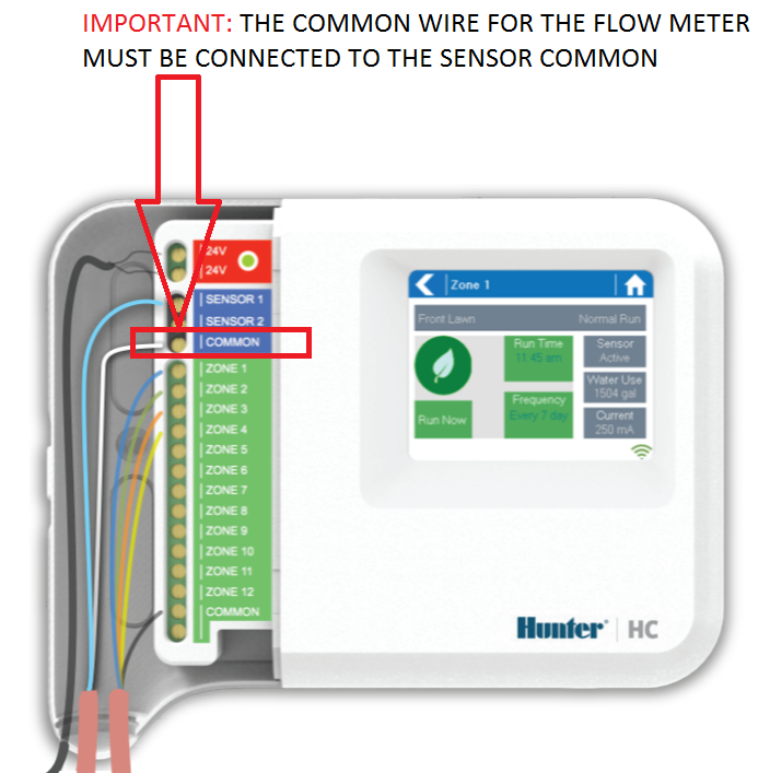 why is my flow meter reading so high? hydrawise tractor solenoid wiring for a more detailed look at our flow meter installation guide, click here