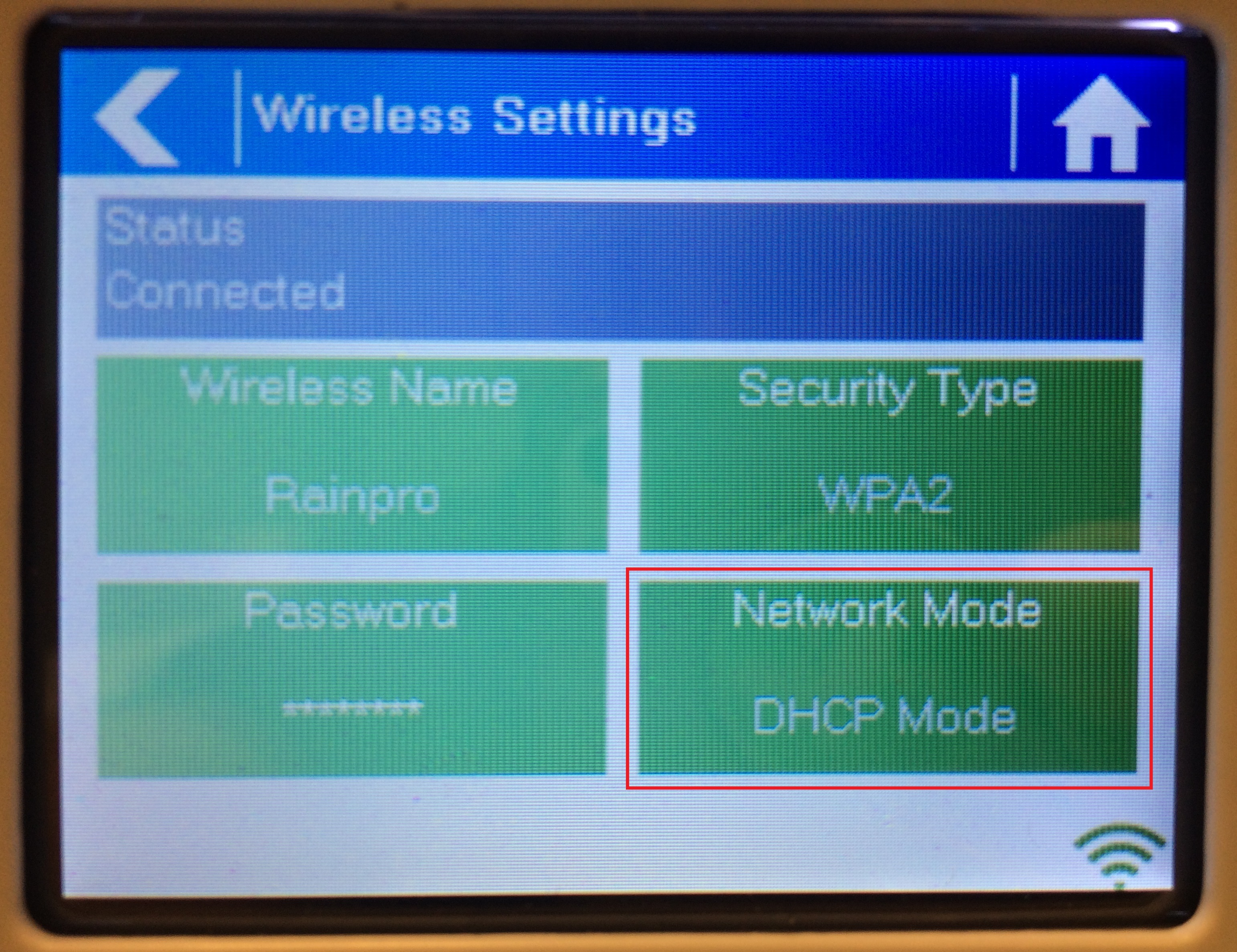 how to find static ip address in a network